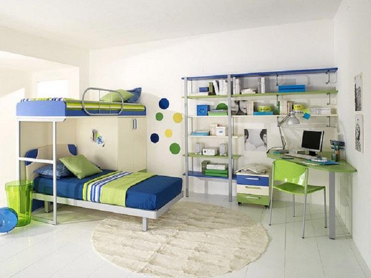 17-blue green minimal