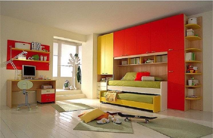 18-minimalistic child room