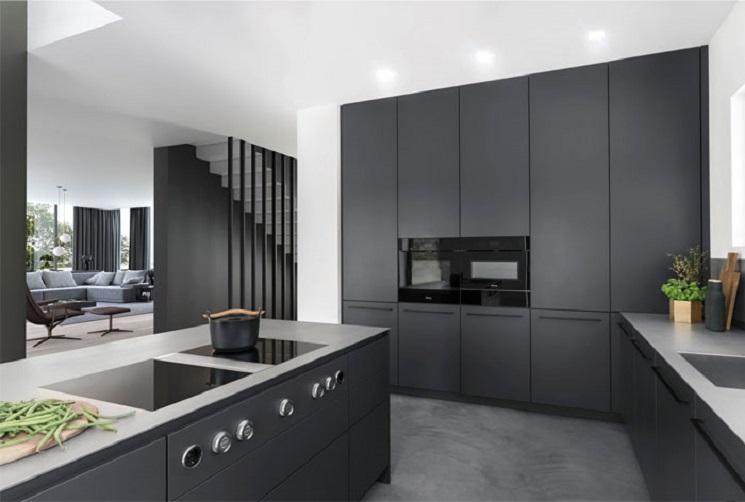 trendy-dark-colored-kitchen-1