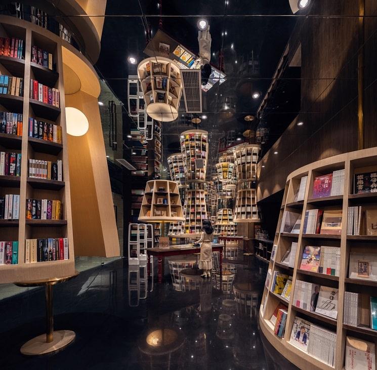 طراحی کتاب خانه3