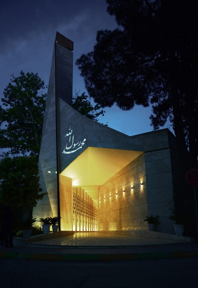 مسجد محمد رسول الله