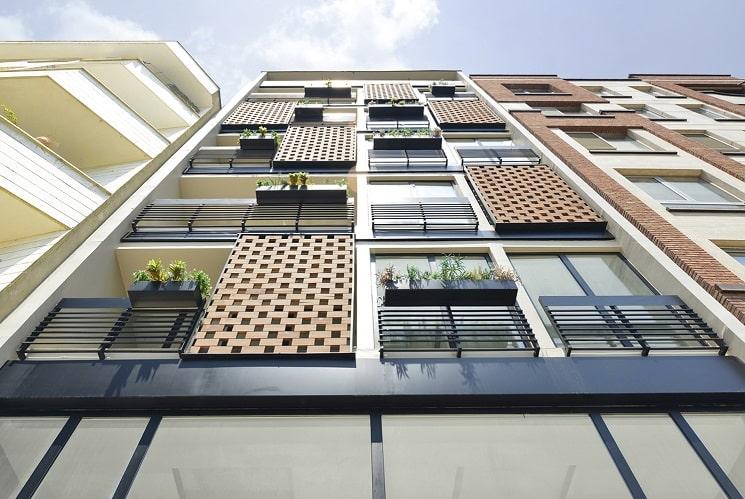 آپارتمان شماره.135 طراحی توسط BNS استودیو3