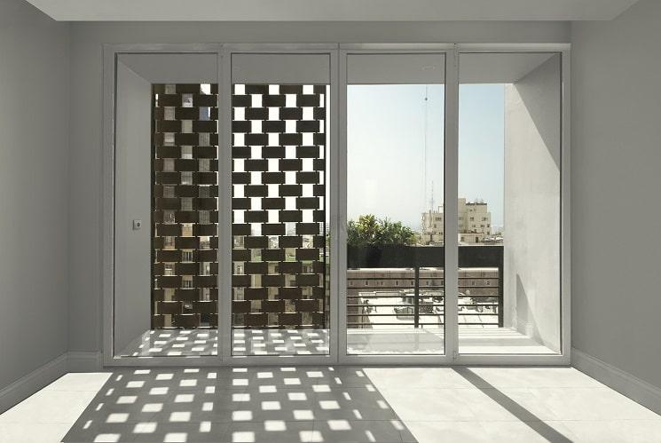 آپارتمان شماره.135 طراحی توسط BNS استودیو4