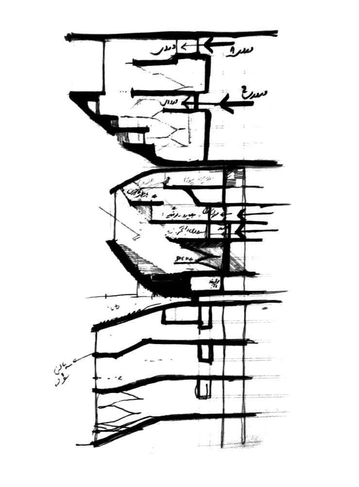 Nextoffice طراحی برج ترکیبی حجمی و مخلوط در ایران4