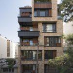 آپارتمان بوستان طراحی توسط علیدوست و همکاران