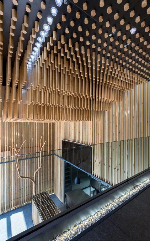 رستوران چوجی طراحی توسط استودیوی آدمون
