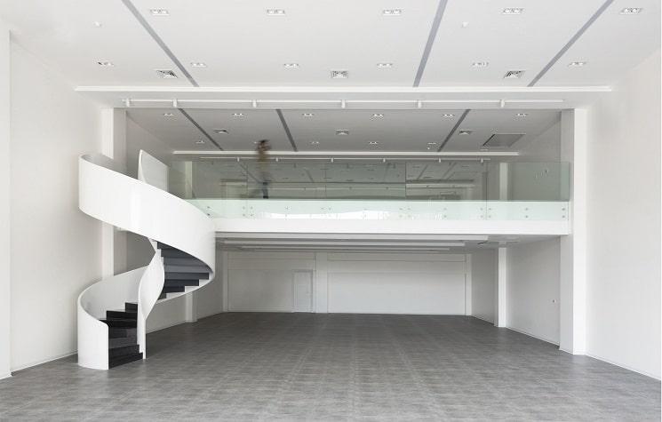 ساختمان اداری تجاری فرمانیه1