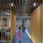 رستوران چوجی طراحی توسط استودیوی آدمون6
