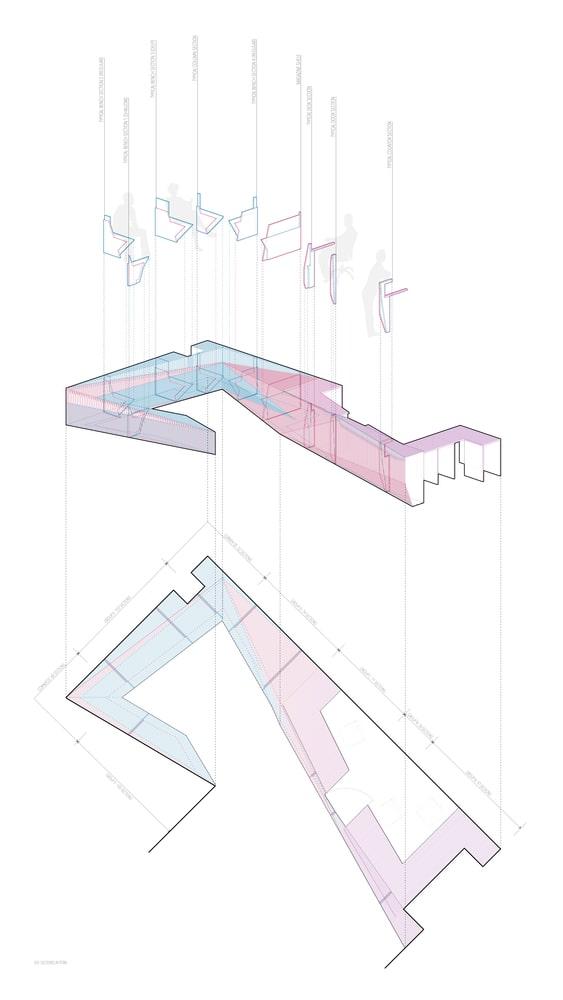 طراحی پلان مطب دندانپزشکی 3