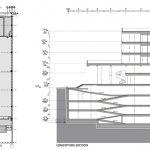 پلان ساختمان اداری تجاری فرمانیه3