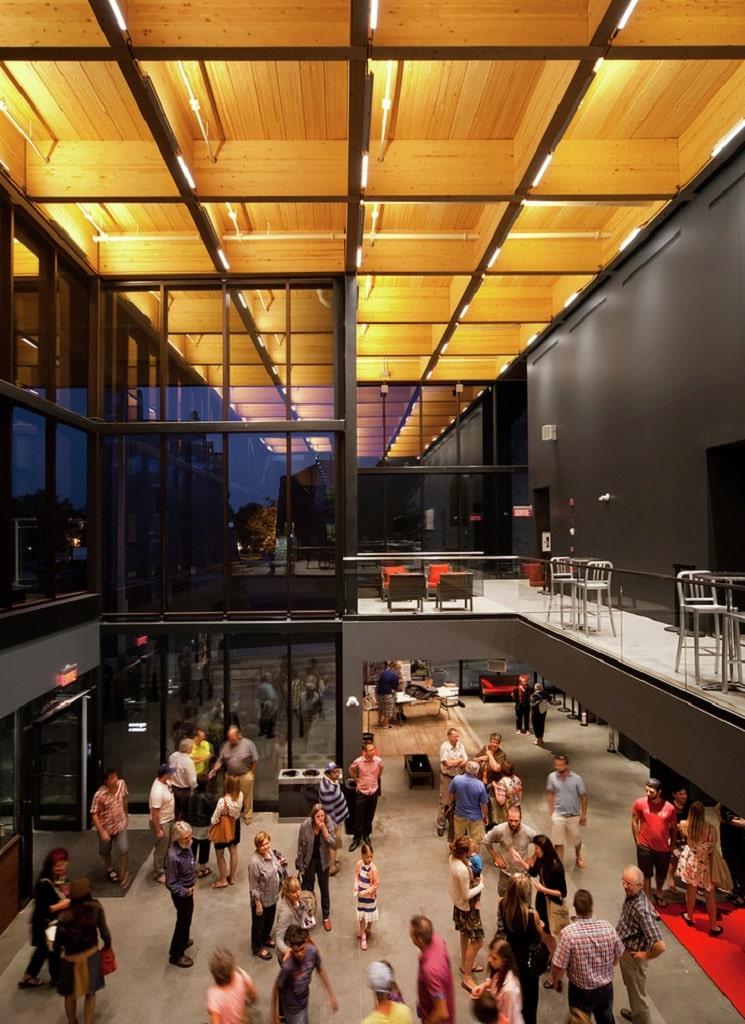 طراحی سالن تئاتر 4