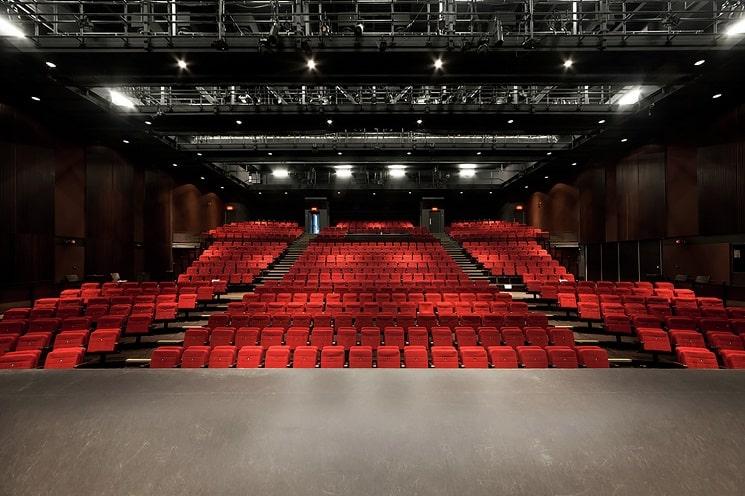 طراحی سالن تئاتر 8