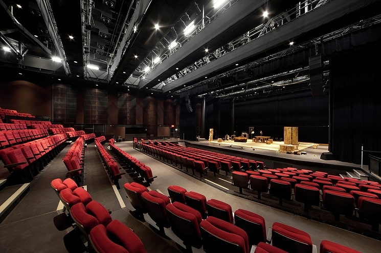 طراحی سالن تئاتر 7