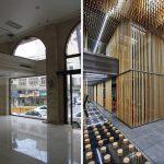 رستوران چوجی طراحی توسط استودیوی آدمون8