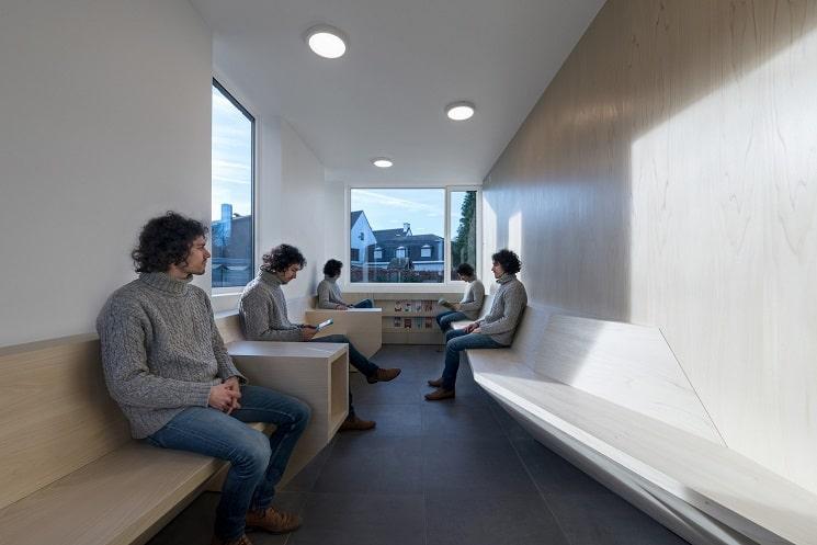 طراحی اتاق انتظار