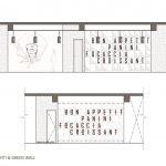 طراحی مدرن پلان فست فود4