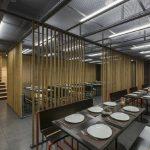 رستوران چوجی طراحی توسط استودیوی آدمون4