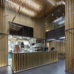 رستوران چوجی طراحی توسط استودیوی آدمون5