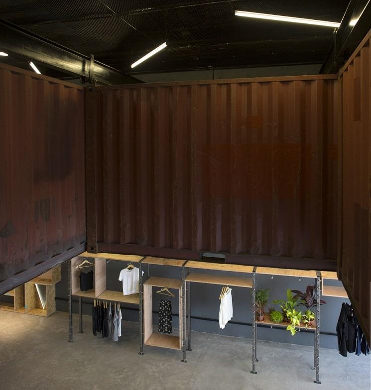 طراحی فروشگاه ظروف 5