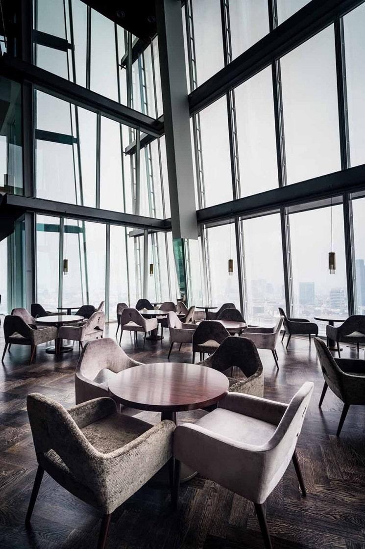 طراحی رستوران 3