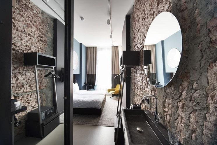 طراحی هتل چهار ستاره2