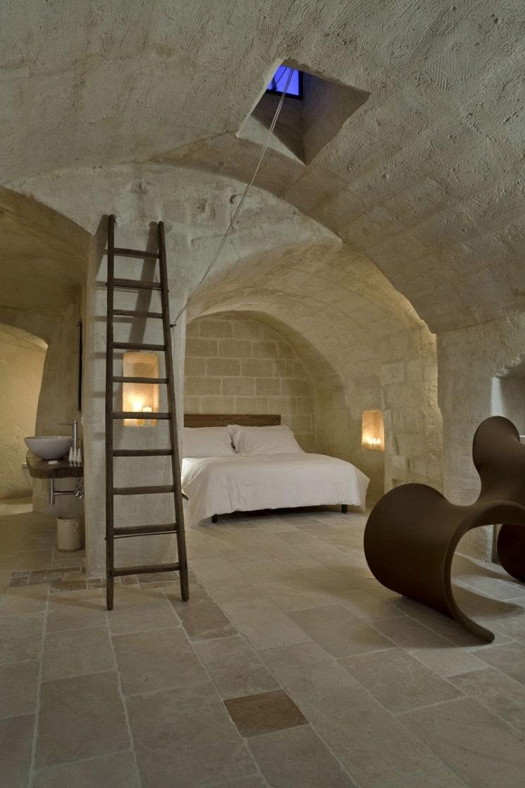 طراحی هتلی شبیه غار3