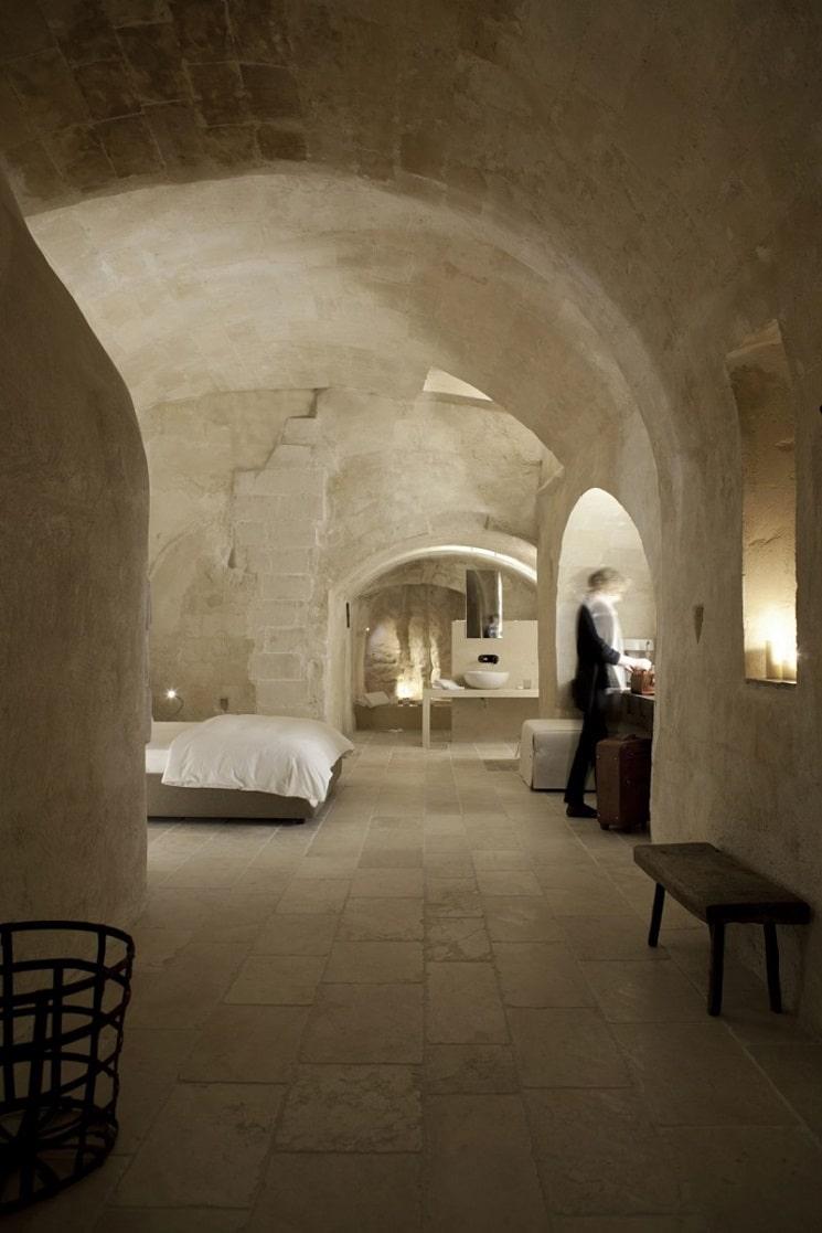 طراحی هتلی شبیه غار4