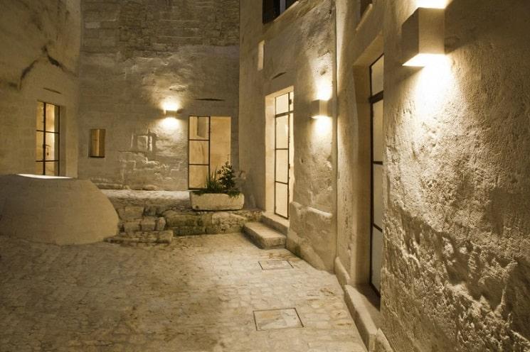 طراحی هتلی شبیه غار10