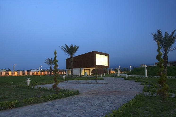 مجموعه مسکونی دشت نور در شمال4