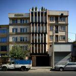 دفتر سرمشق طراحی توسط گروه معماری کوهانشت