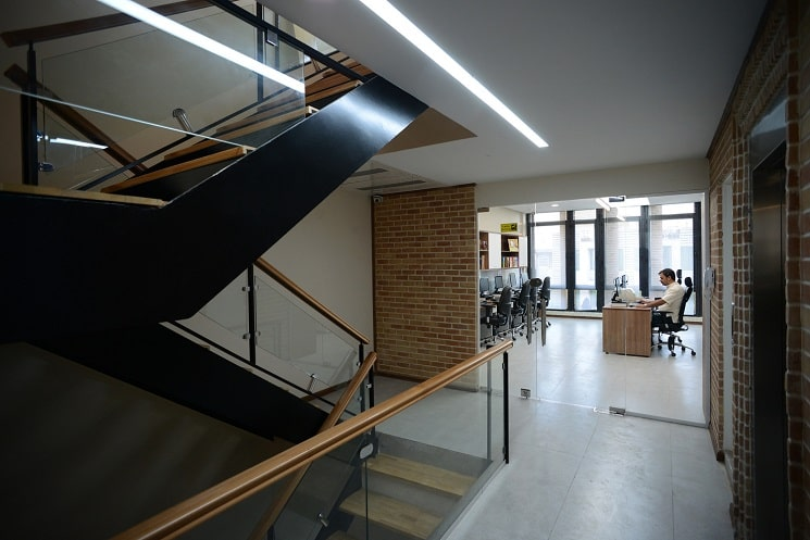 دفتر سرمشق طراحی توسط گروه معماری کوهانشت1