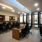 دفتر سرمشق طراحی توسط گروه معماری کوهانشت5