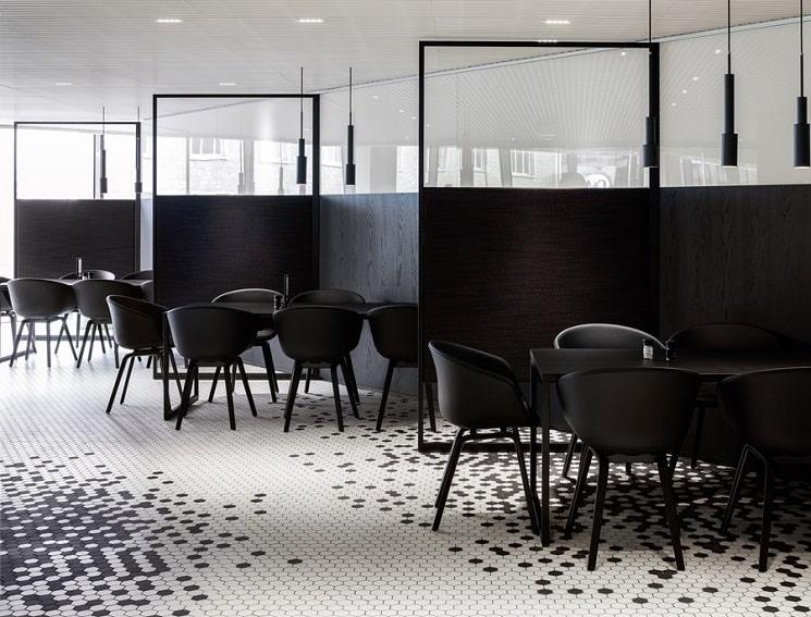 طراحی رستوران آشپزخانه2