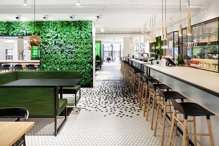 طراحی رستوران آشپزخانه11