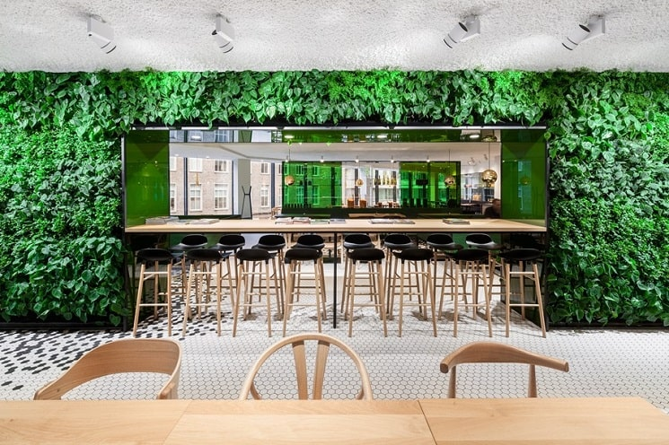 طراحی رستوران آشپزخانه12