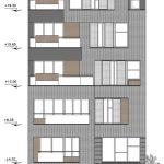 پلان آپارتمان بوستان طراحی توسط علیدوست و همکاران4