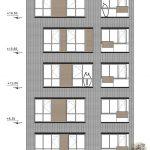 پلان آپارتمان بوستان طراحی توسط علیدوست و همکاران5