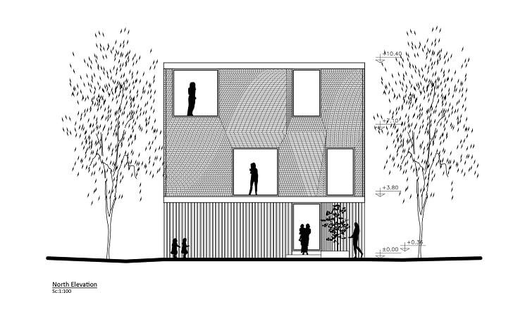 ساختمان مسکونی محلات 10