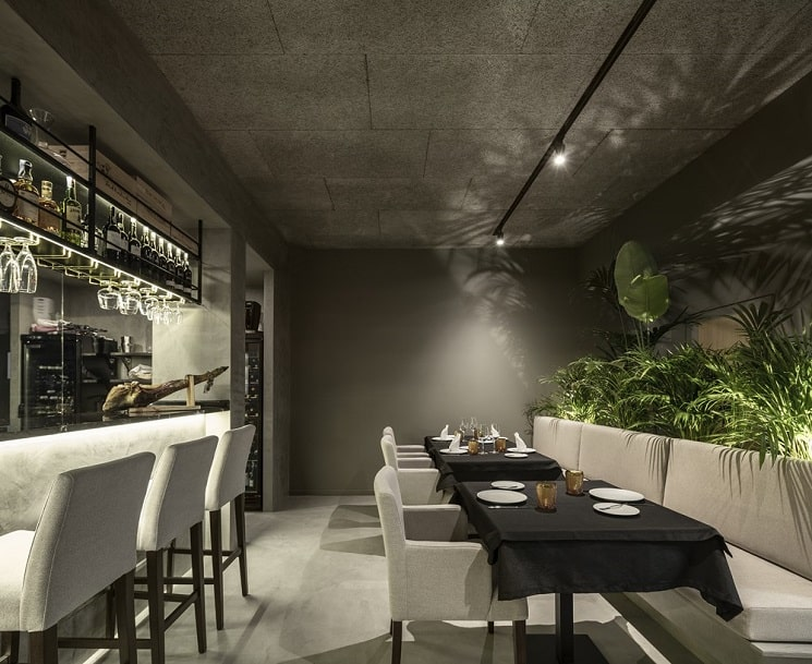 رستورانی به رنگ مشگی7