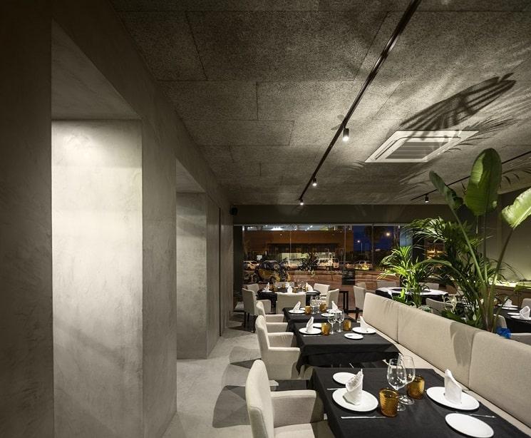 رستورانی به رنگ مشگی10