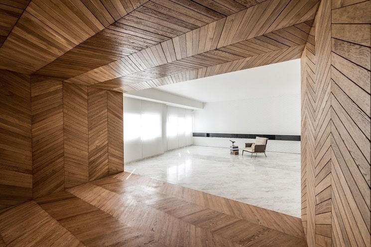 آپارتمان تهران طراحی توسط معماران رویاداد7