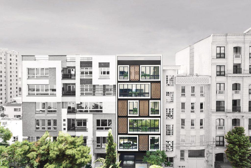 آپارتمان شماره.135 طراحی توسط BNS استودیو