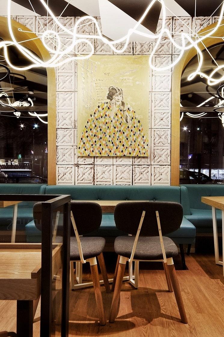 طراحی کافه4