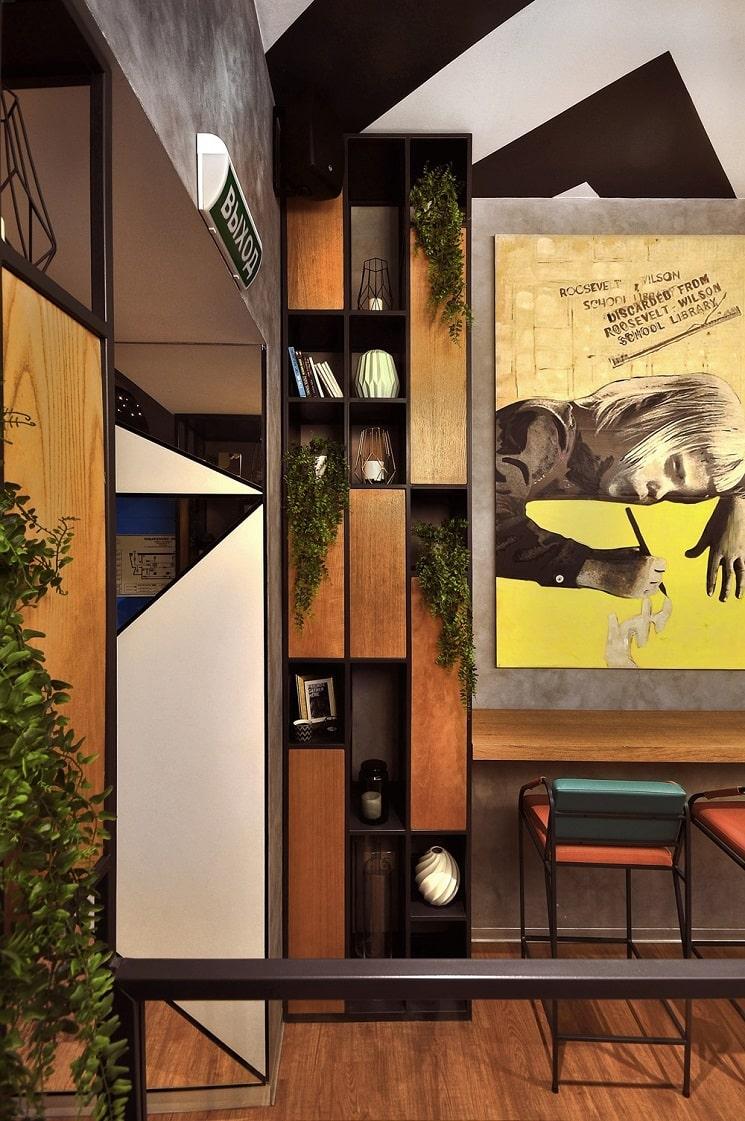 طراحی کافه6
