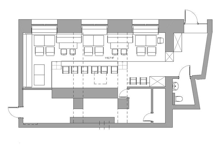 طراحی کافه7