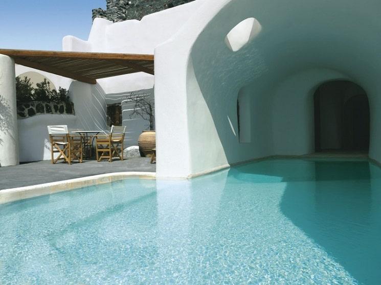 طراحی هتل خیر کننده در یونان2