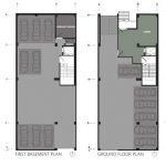 پلان آپارتمان بوستان طراحی توسط علیدوست و همکاران3