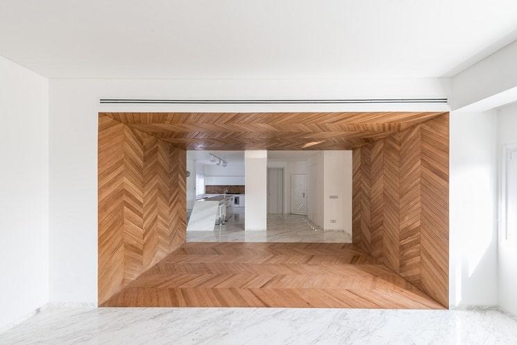 آپارتمان تهران طراحی توسط معماران رویاداد