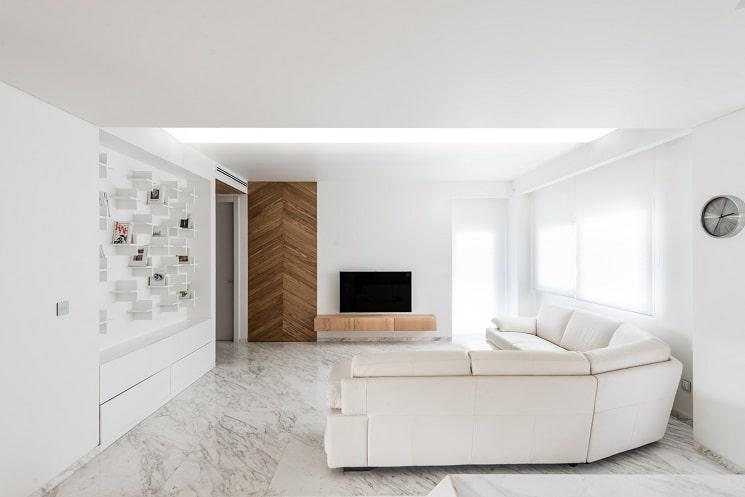 آپارتمان تهران طراحی توسط معماران رویاداد6