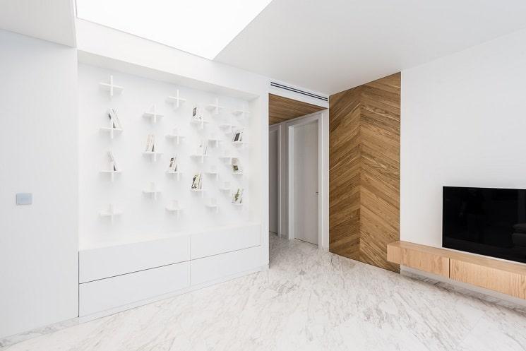 آپارتمان تهران طراحی توسط معماران رویاداد4
